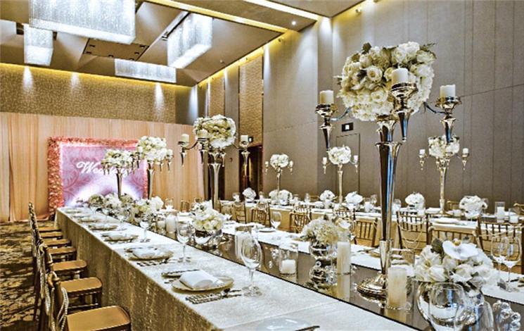 深圳四季酒店婚宴图片