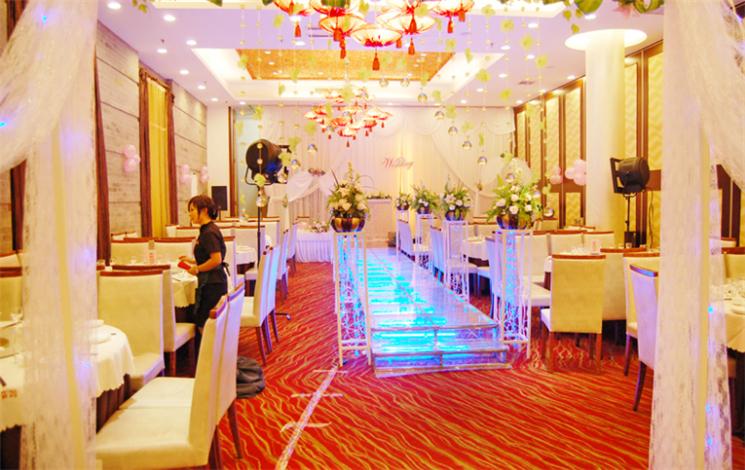 丰泰城市酒店婚宴图片