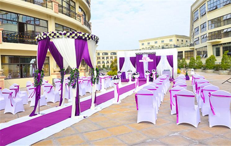 金茂园大酒店婚宴图片