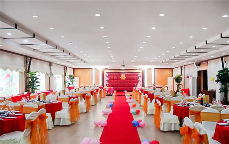 东山珍珠岛酒店婚宴图片
