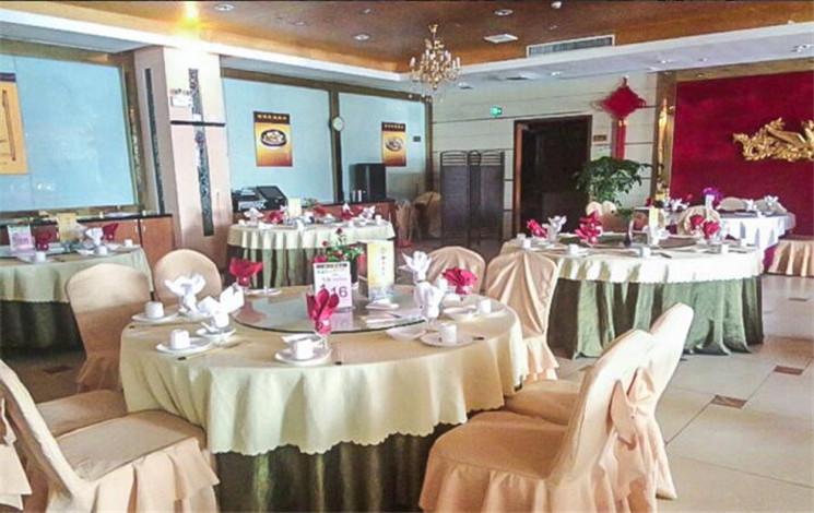 和兴客家王 后海店婚宴图片