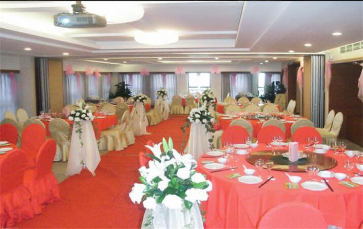 中南海悦大酒楼婚宴图片