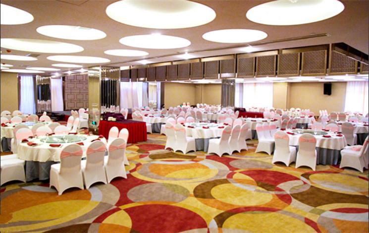 陕西省公务员大厦婚宴图片